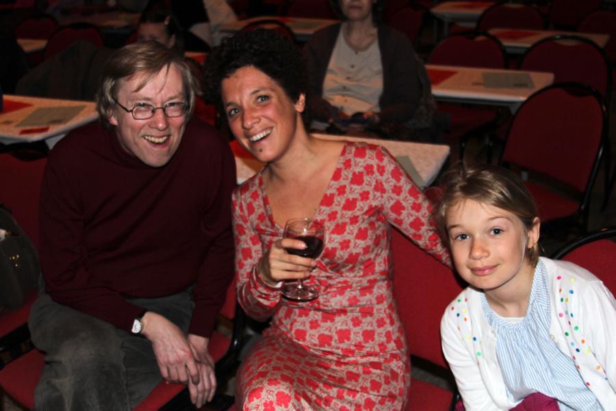 IMG_2444 helmut Bothe, Shirin und Emilia Nicklisch