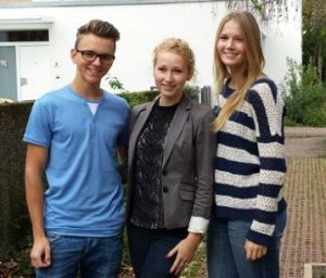 Max, Natascha & Antonia