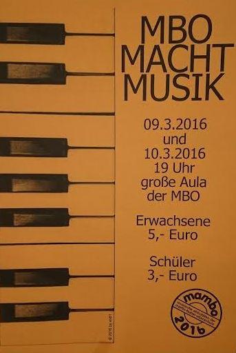 MBO macht Musik 2016